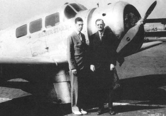 William D. Gann e suo figlio John